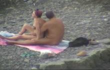 Beach groping